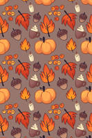 Fall BG by Magicpawed