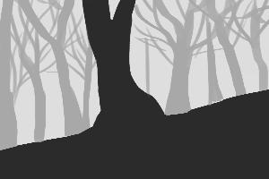 Tree Speedpaint (3 value) 5 by Magicpawed