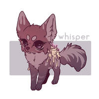whisper: adopt auction {OPEN}