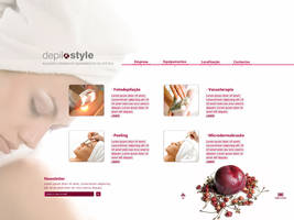 depilstyle layout by smackiNg
