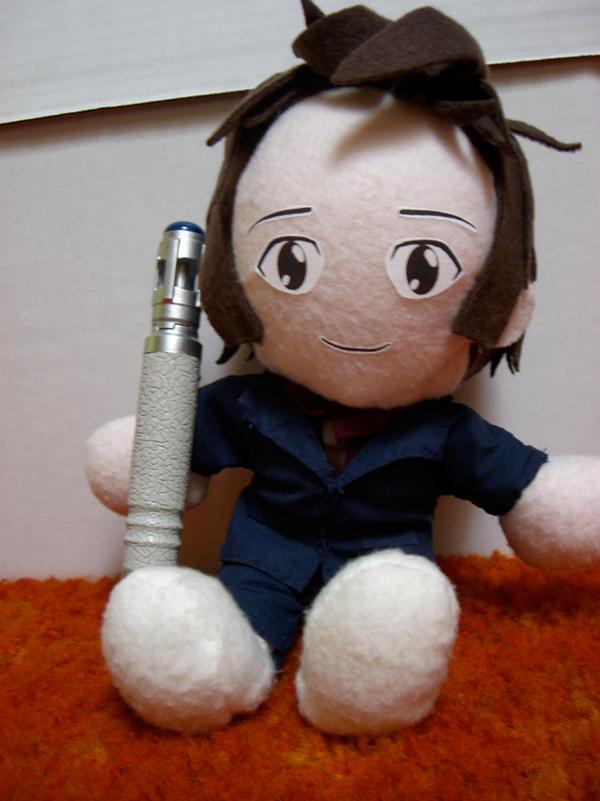Doctor Who Plushie - Ten
