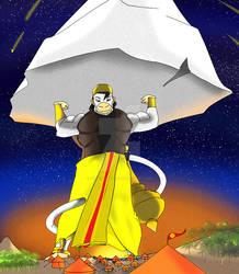 Hanuman by Forceuser2012