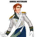(Unfinish) Admiral Westergard of the Southern Isle