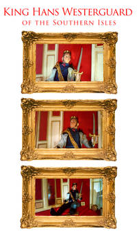 King Hans Westerguard of The Southern Isles