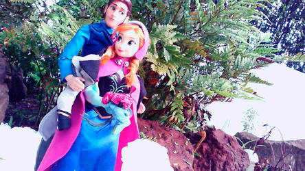 Anna and Hans in the Winter
