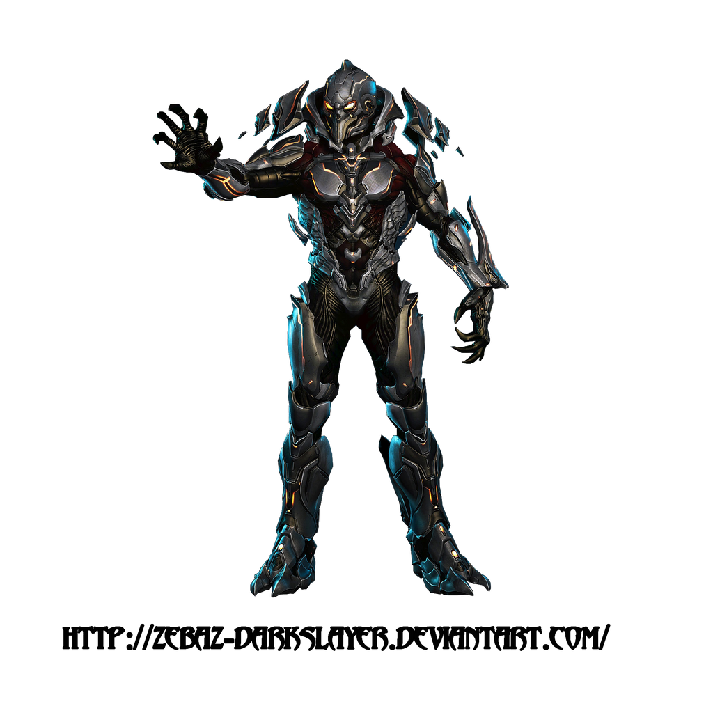 Render Didacta Halo 4 by Zebaz-DarkSlayer on DeviantArt