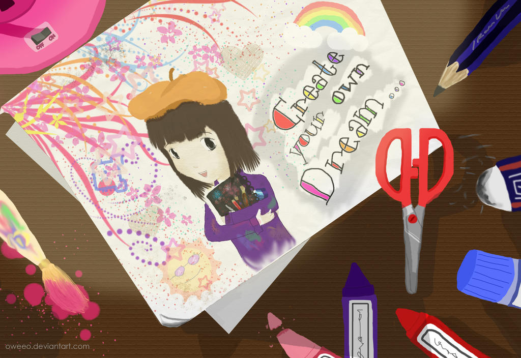 Create your own dream by oweeo on deviantart for Build your own net dream