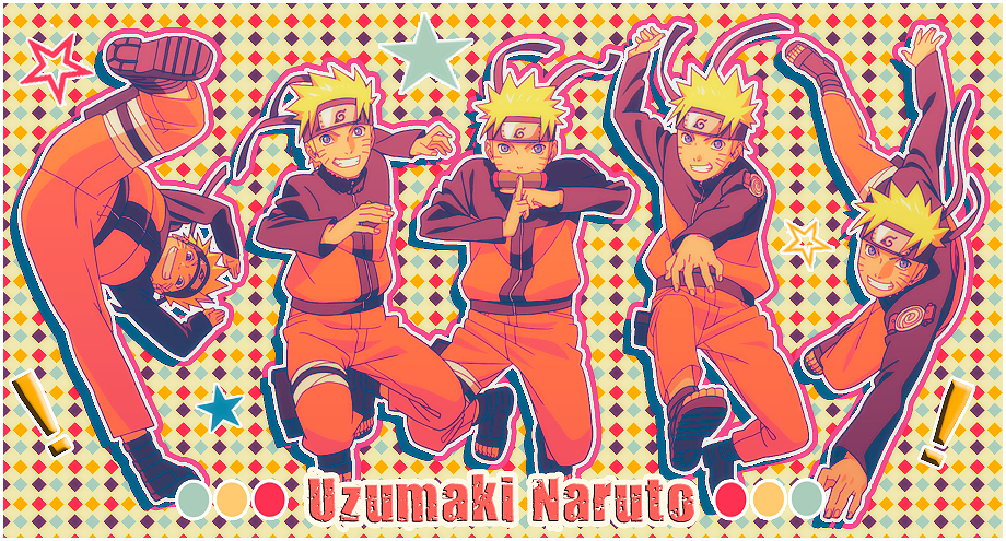 Uzumaki Naruto by chesterina
