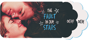 The fault in our stars signature