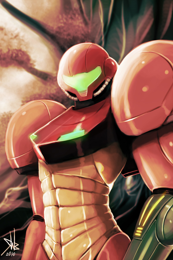 Samus by Raiden-chino