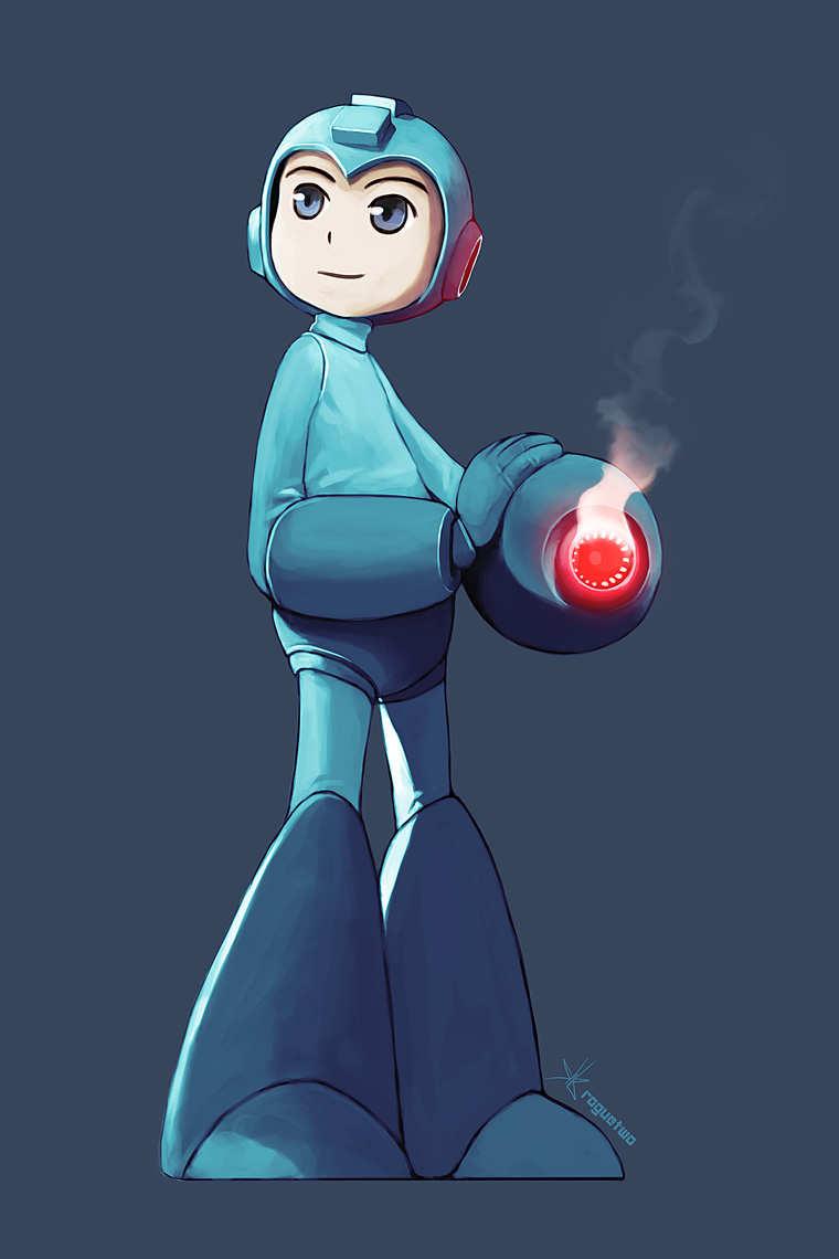Megaman by Raiden-chino