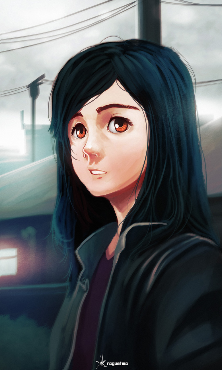 Suyai portrait by Roguetwo