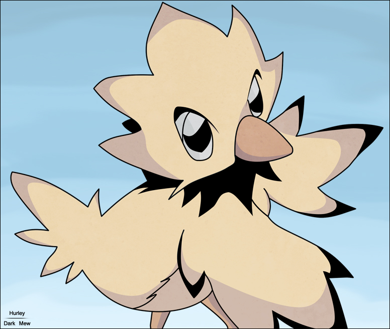 Zapdos by Hurley001