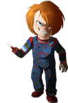 Child's Play 2 Chucky Full Body Fanart