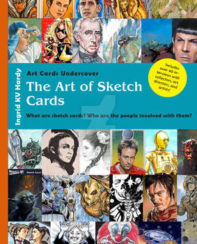 The Art of Sketch Cards (art cards undercover)