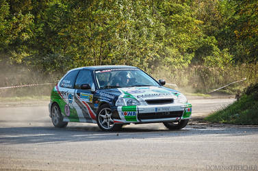 III Rally Sprint - Honda 2 by freicher
