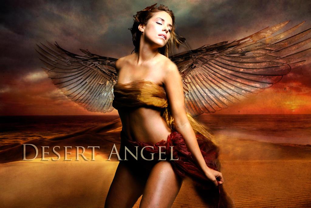 Angel desert фото скачать