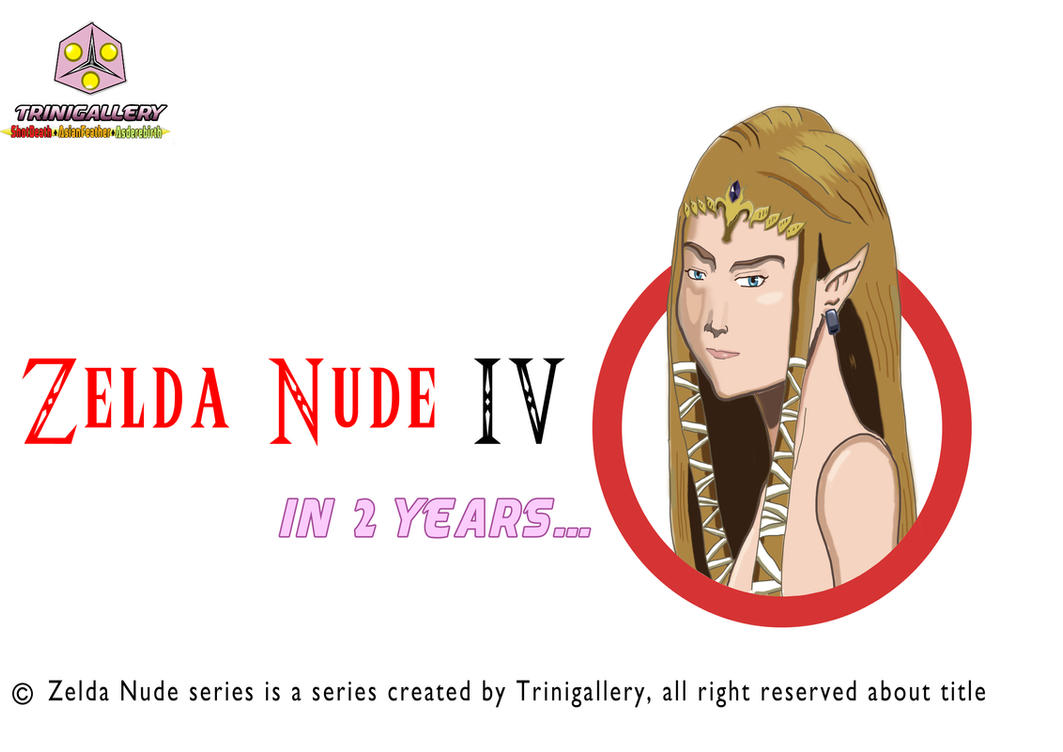 Zelda Nude 4 coming soon... by ShotDeath