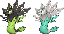 Shiny Zygarde (Official IGS) by pimmermen