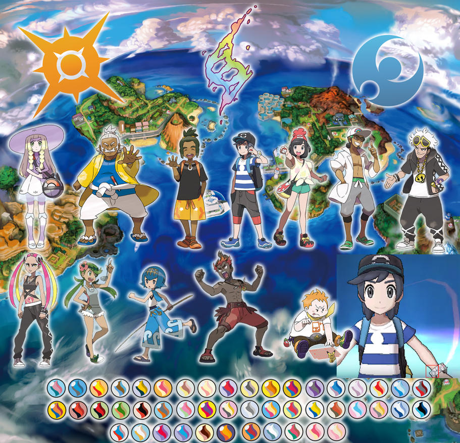 Mega Evolution Not Returning In Sun and Moon? by pimmermen