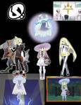 Lillie's Secret and the Aether foundation