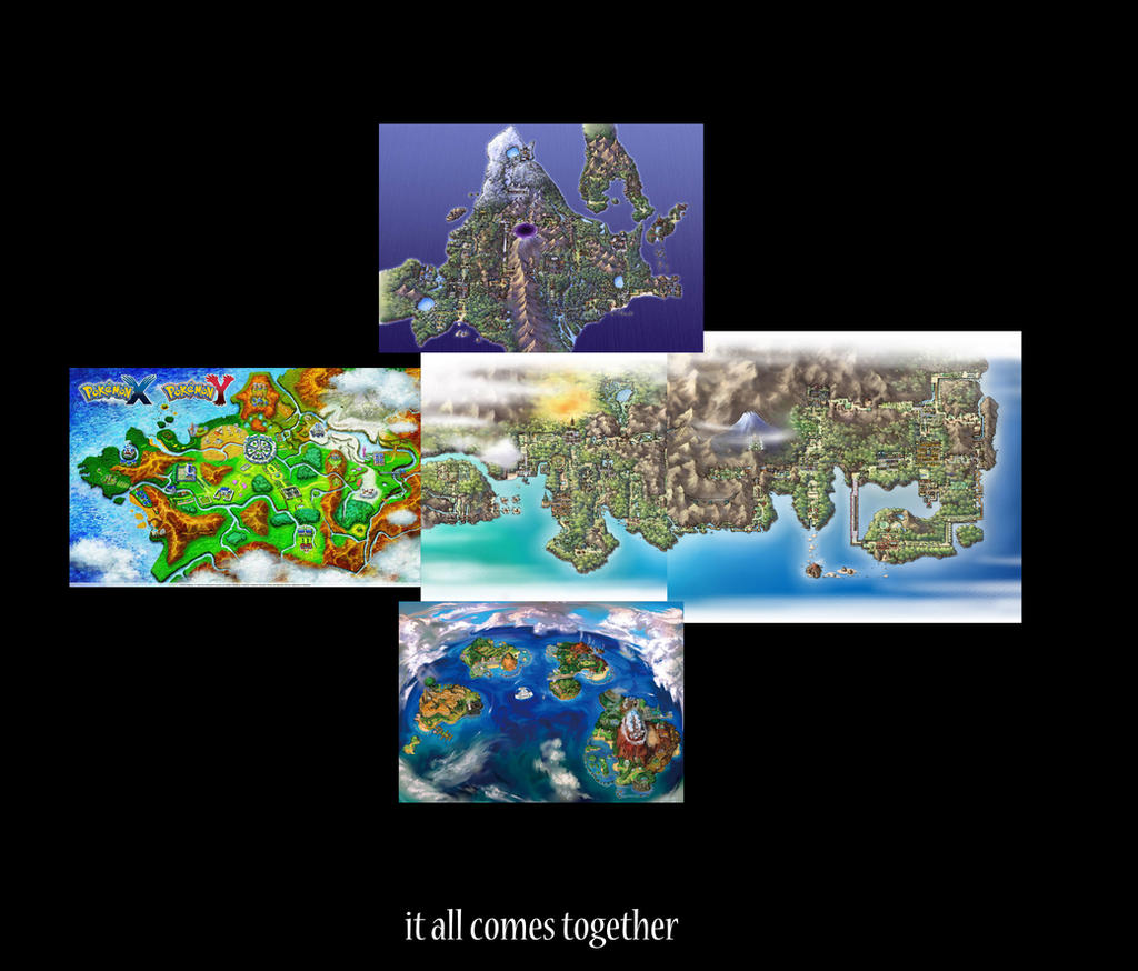 A Multi Region Pokemon Game At Last by pimmermen
