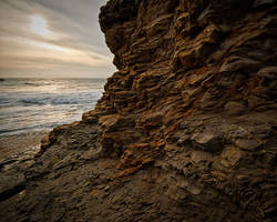 Beach Cliffside by nathanspotts