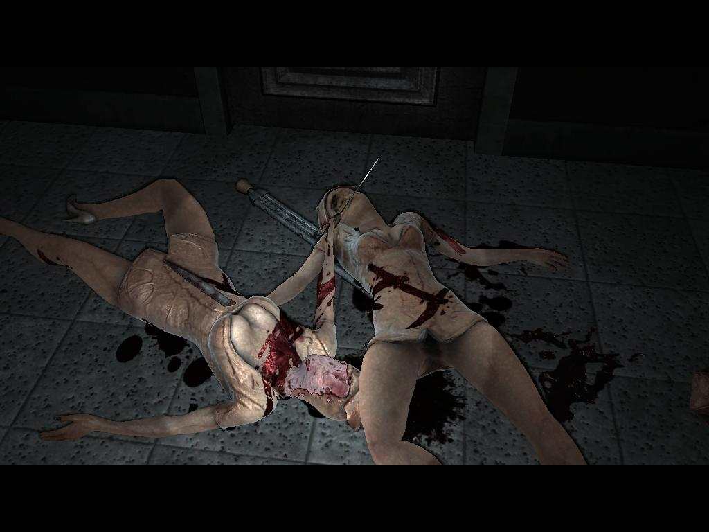 silent hill homecoming nudity