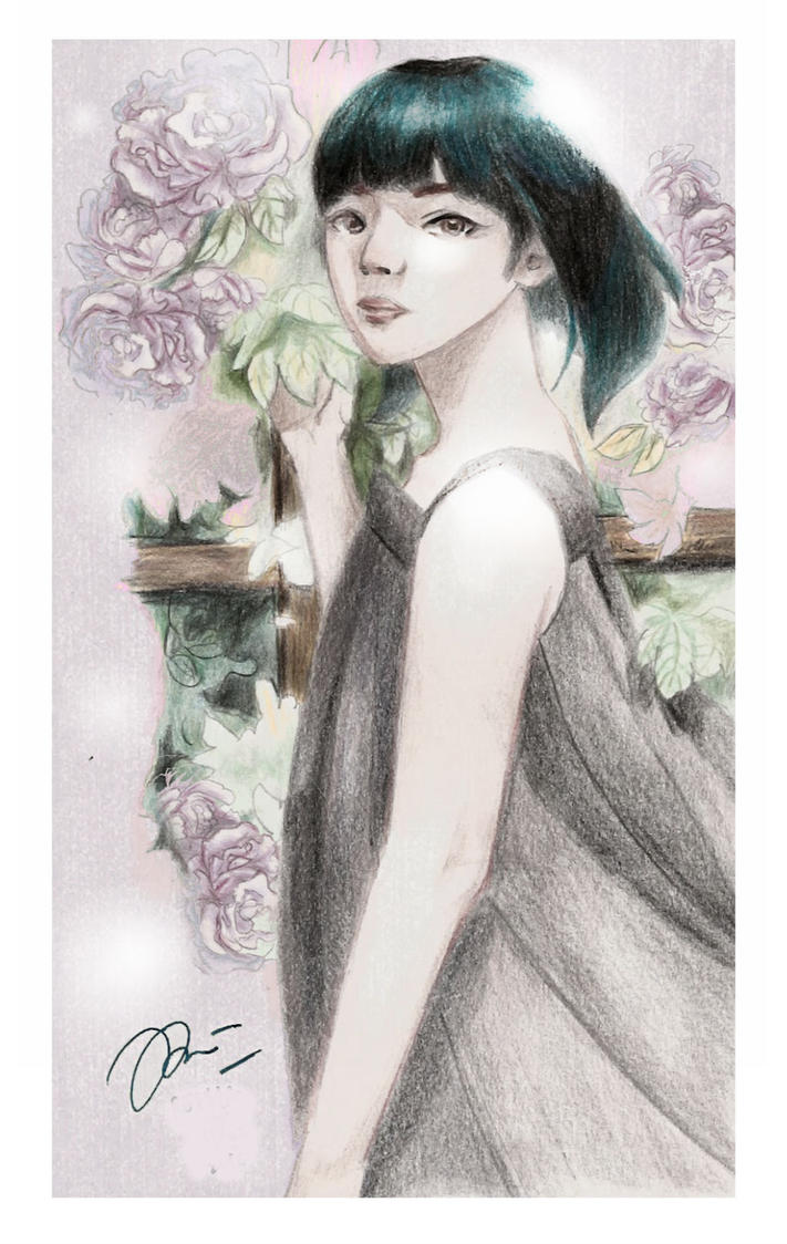 Girl by kusunokiEithou