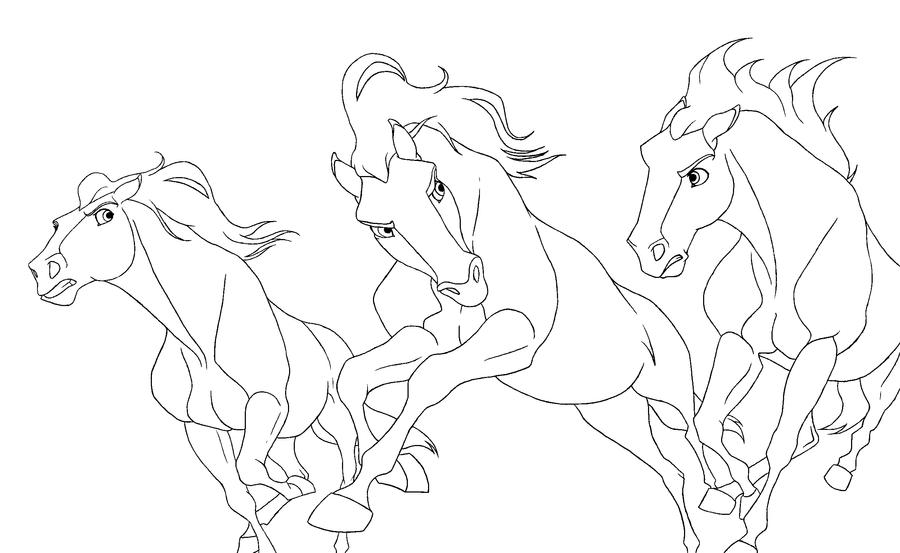 Baby Horse Coloring Pages Getcoloringpages Com  Search Results