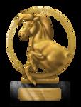 Norwegian Quagga Trophy - Grand Champion by Cat-Bells