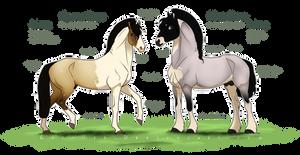 Aurumion Horse: Breed Standard by Cat-Bells