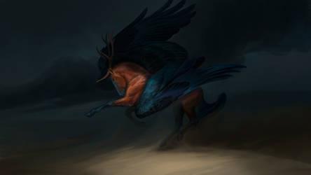 Pegasus by Aivoree