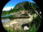 North Lake Cascades Washington