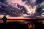 La Push Harbor Sunset