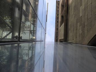 Narrow Way In The Sky by HeidiK1