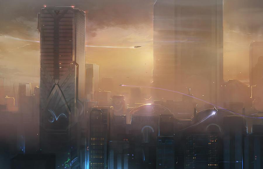 KKi ZM Cityscape by FotoN-3