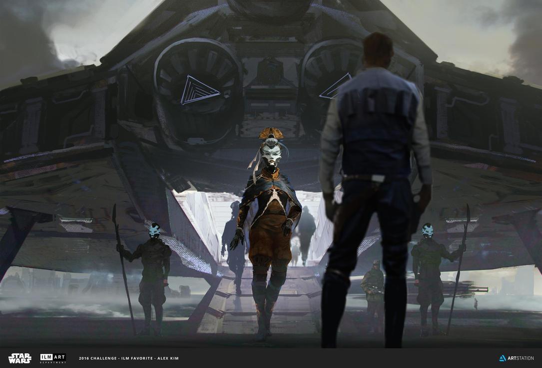 Star Wars ILM Challenge by FotoN-3