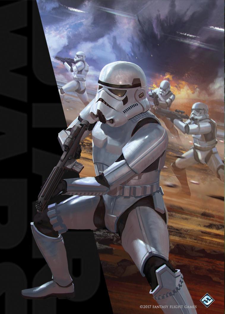 Stormtrooper by FotoN-3