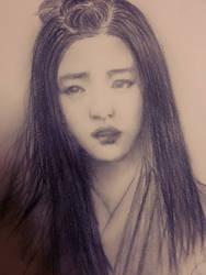 Crystal Liu by LinhMaroon