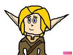 Link (Hero's Purpose) by cameron33268110