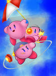 Kirby powerups