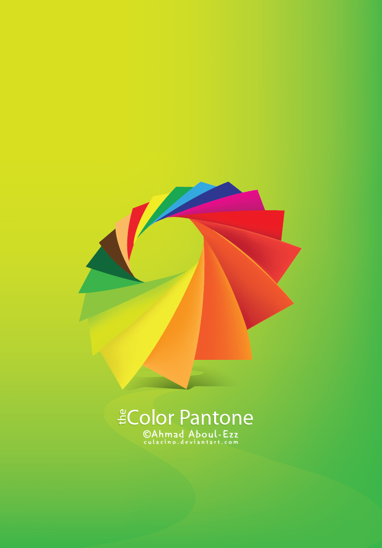 The color pantone by culacino on deviantart for Where to buy pantone paint