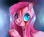 oh come on pinkie not again