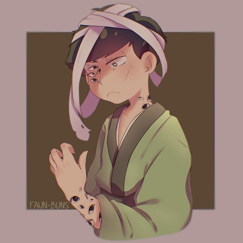 Dodomeki Choromatsu by Faun-Buns