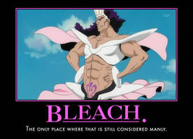 Bleach makes everyone manly by Gods-Changeling