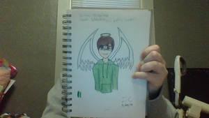 My Edd's day drawing