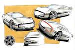Saab Dyson concept development