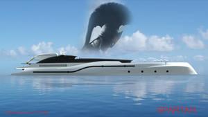Super yacht Project Spartan