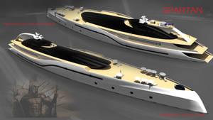 Super yacht Project Spartan3